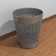 Office trash bin - 3DOcean Item for Sale