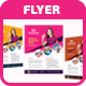 Ivato Multipurpose Business Flyer - GraphicRiver Item for Sale
