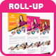 Ivato Multipurpose Roll Up Banner - GraphicRiver Item for Sale