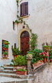 Entrance to the old Italian house - PhotoDune Item for Sale