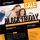 Black Friday Flyer V03 - GraphicRiver Item for Sale