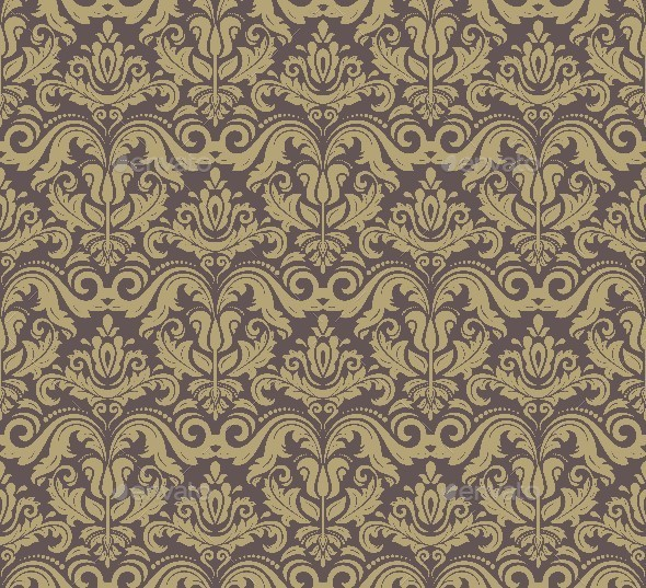 GraphicRiver Orient Seamless Pattern Abstract Background 9360257