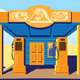 Gas Station - GraphicRiver Item for Sale