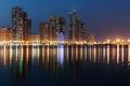 Night view of Sharjah UAE - PhotoDune Item for Sale