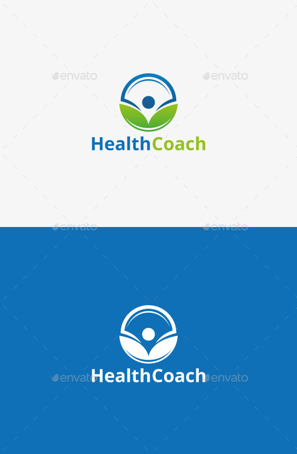GraphicRiver Health Coach 9503183