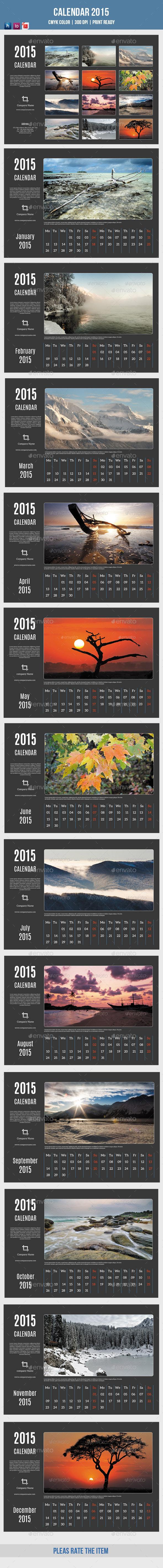 Wall Calendar-V03