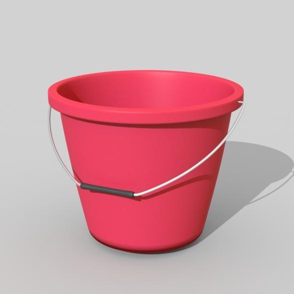 3DOcean Bucket 9503684