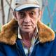 Portrait of a elderly man outdoors closeup  - PhotoDune Item for Sale