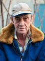 Portrait of a elderly man outdoors closeup  - PhotoDune Item for Sale