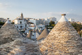 Trulli, the typical old houses in Alberobello. - PhotoDune Item for Sale