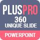 PlusPro-Multipurpose Presentation Template - GraphicRiver Item for Sale