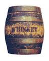 Retro American Whiskey Barrel - PhotoDune Item for Sale