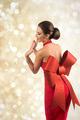 lovely christmas pin-up girl - PhotoDune Item for Sale