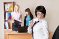 Businesswomen in office - PhotoDune Item for Sale