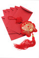 Auspicious Fish Ornament And Red Packets - PhotoDune Item for Sale