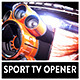 Sport TV Opener - VideoHive Item for Sale