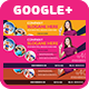 Ivato Google Plus Cover  - GraphicRiver Item for Sale
