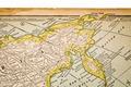 Siberia on a vintage map - PhotoDune Item for Sale
