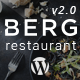 BERG - Restaurant WordPress Theme - ThemeForest Item for Sale