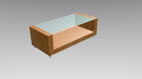 3DOcean Coffee table 9511717