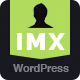 IMX - Responsive CV Resume Personal Portfolio WordPress Theme - ThemeForest Item for Sale