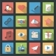 Socia Media Web Icons  - GraphicRiver Item for Sale
