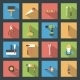Construction Icons - GraphicRiver Item for Sale