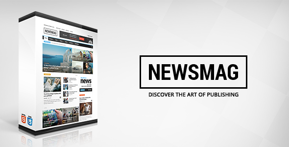 ThemeForest Newsmag News Magazine Newspaper 9512331