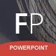 FlatPro Powerpoint Presentation Template - GraphicRiver Item for Sale