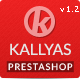 Kallyas - Fluid Responsive Prestashop Theme  - ThemeForest Item for Sale
