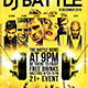 Dj Battle V - GraphicRiver Item for Sale