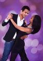 Romantic Multiethnic Couple Dancing - PhotoDune Item for Sale