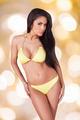 Portrait Of Sensuous Woman In Bikini - PhotoDune Item for Sale