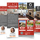 Real Estate Flyer Vol 03 - GraphicRiver Item for Sale