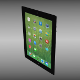 iPad four 4th generation iOS 7 - 3DOcean Item for Sale