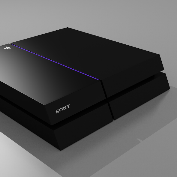 3DOcean Playstation PS 4 9514245