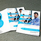 Corporate Bi-fold Business Brochure - GraphicRiver Item for Sale