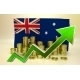 Currency Appreciation - Australian Dollar - GraphicRiver Item for Sale