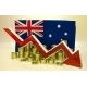 Currency Collapse - Australian Dollar - GraphicRiver Item for Sale