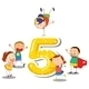 Number Five - GraphicRiver Item for Sale