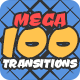 Mega Transitions FX Pack - VideoHive Item for Sale