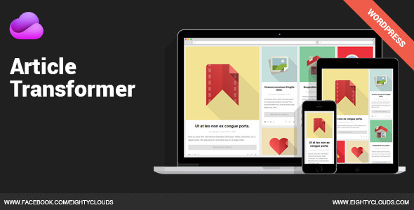 CodeCanyon Article Transformer 9496502