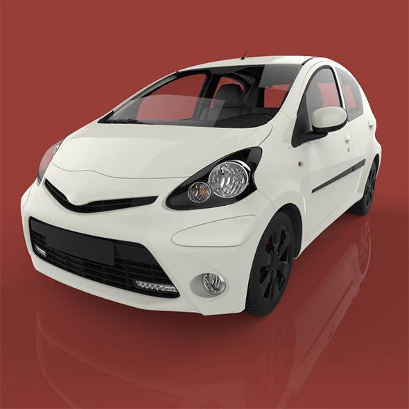3DOcean Sport car 9515405