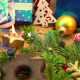Still Life with Decorations and Christmas Gifts - VideoHive Item for Sale