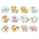 Chinese Zodiac Signs - GraphicRiver Item for Sale