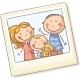 Family Photo - GraphicRiver Item for Sale