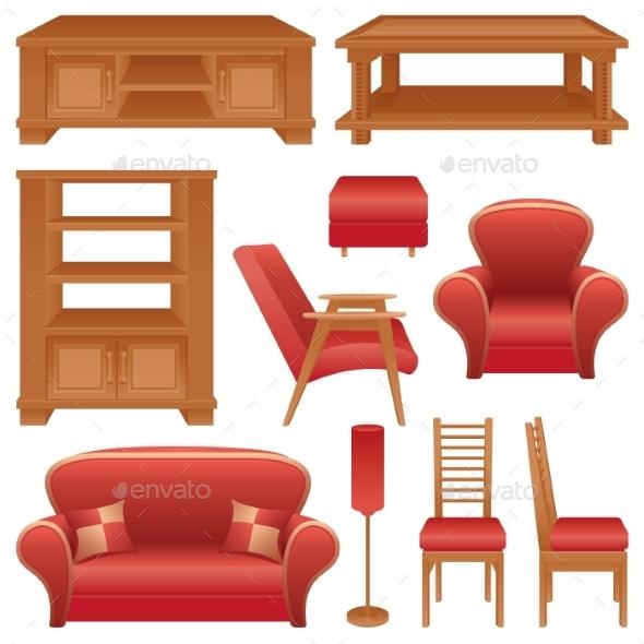 GraphicRiver Furniture 9516756