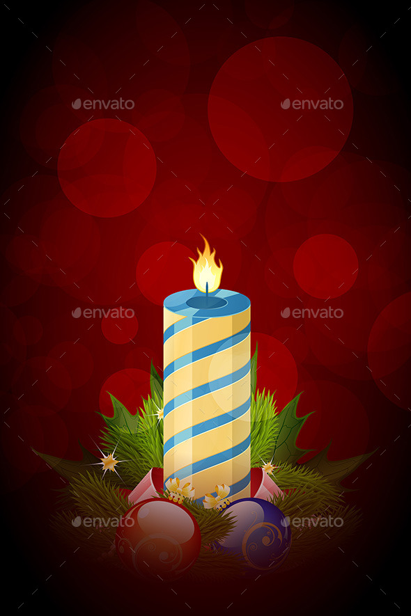 GraphicRiver Christmas Greeting Card 9469800