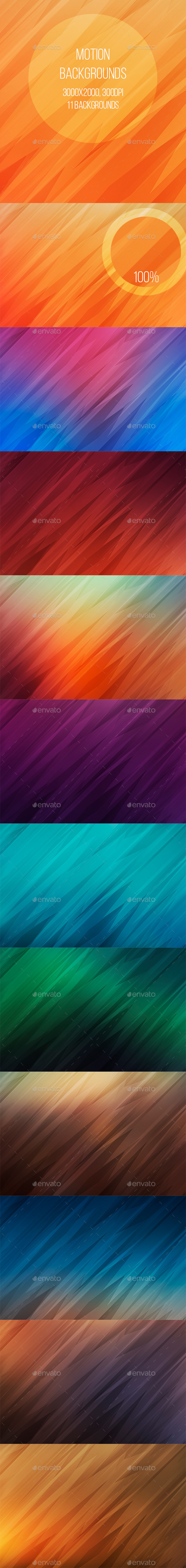 GraphicRiver Motion Backgrounds 9517057