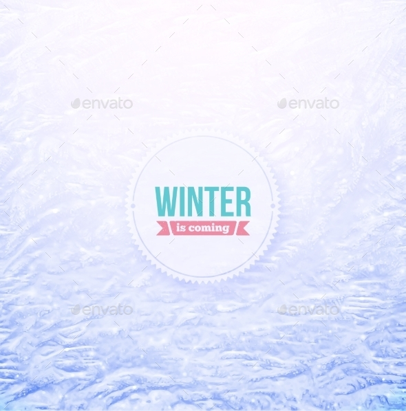 GraphicRiver Snowy Background 9517504